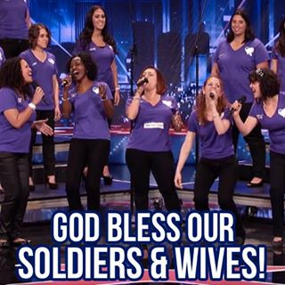 Military Spouse's Choir